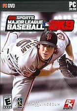 Major League Baseball 2K9 (PC, 2009)