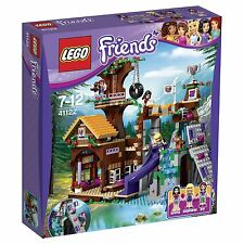 **BRAND NEW** LEGO Friends Adventure Camp Tree House Playset - 41122