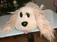 POUND PUPPIES ~ 2004 ANIMATED PUPPY - BARKS/PANTS/MOVES HIS HEAD