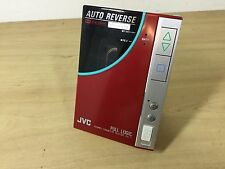Vintage JVC CX-7K - Auto Reverse Cassette Walkman with Case - CrO2, Dolby