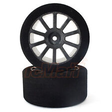 Matrix Racing Rear 35 Shore AIR 30mm 1:10 Foam Tire Carbon Wheel Car #MX-10P35AC