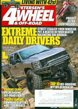 2015 Petersen's 4 Wheel & Off-Road Magazine: Extreme Daily Drives/Myths
