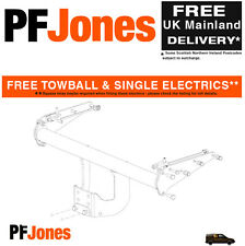 Towbar for Ford Ranger Pick Up 4WD 1999-2012 - Flange Tow Bar