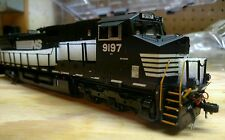 MTH HO Norfolk Southern 9197 C40-9W With DCC and Proto-Sound 3.0