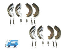 Trailer 203 x 40 Brake Shoes X 2 Knott Style Axle Set Ifor Williams Type ECER90