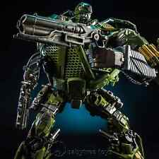 Transformers Oversized Camouflage Hound Metal Part Action Figures 29CM With Box