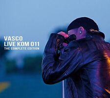Vasco Rossi - Live Kom 011: The Complete Edition (2cd+2dvd) [4 CD] CAPITOL