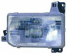 Right/Passenger Side Headlight Assy FOR1987-1995 Nissan Pathfinder/88-89 Pickup