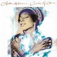 OLETA ADAMS - Circle of One (CD 1990) USA First Edition EXC Soul Jazz-Funk