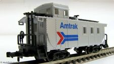 "Mehano t488/19861 US Caboose ""Amtrak"" ARGENTO"