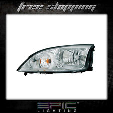 Fits 2005-07 Ford Focus ZX4 Headlight Headlamp Left Driver Only