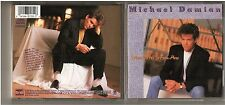 Rare Michael Damian Where Do We Go From Here CD 1989 Cypress Records Album USA
