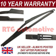 "FOR VAUXHALL ASTRA H MK5 2004-11 ESTATE 12"" REAR BACK WINDSCREEN WIPER BLADE"