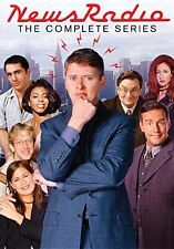 NEWSRADIO: THE COMPLETE SERIES (Dave Foley) - DVD - Sealed Region 1