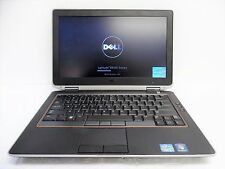 Dell Latitude E6320 Laptop Intel Core i5 2.5GHz 4GB RAM 250GB HDD WiFi WIN10 Pro