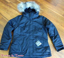 NWT Eddie Bauer Women's Superior 650 Fill Down Parka Tall XL Black