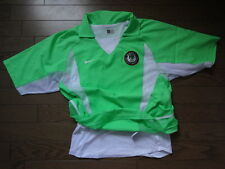 Nigeria100% Authentic Player Issue Soccer Jersey 2002/03 S Double Layer