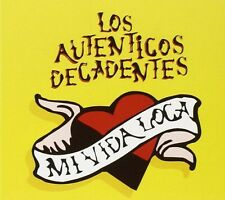 Los Auténticos Decadentes, Autenticos Decadentes - Mi Vida Loca [New CD] Argenti