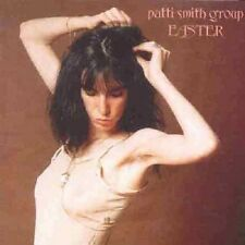 Patti Smith Group Easter CD+Bonus Track NEW SEALED 1996 Because The Night+