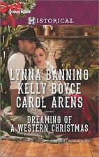 Dreaming of a Western Christmas: His Christmas BelleThe Cowboy of...  (ExLib)