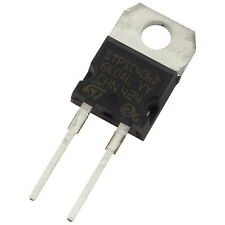 STM STPSC406D SiC-Diode 4A 600V Silicon Carbide Schottky TO-220AC 856062