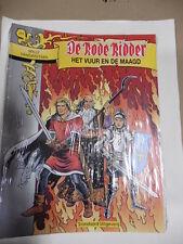 De rode ridder nr 211 EERSTE Druk  2006