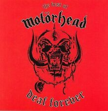 FREE US SH (int'l sh=$0-$3) NEW CD Motorhead: Deaf Forever-Best of Motorhead Dua