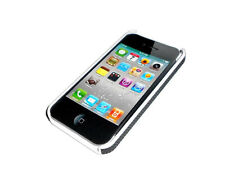 NEW BLACK AND WHITE DESIGN APPLE IPHONE 4 4S SMARTPHONE CASE SUPER FAST SHIPPING