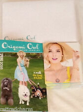 ❤️Origami Owl 11 2016 TAKE OUT MENU 11 ENVELOPE + Bonus SUMMER Brochure Pack❤️