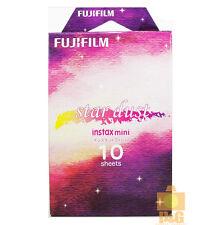 FUJIFILM FUJI INSTAX MINI Instant FILM 1 PACK  / STAR DUST 4 SP1 SP2 70 8 25 90