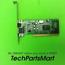 07C712 PRO200WL DIMENSION 8200 10 / 100 PCI FAST ETHERNET ADAPTER NIC NETWORK CN
