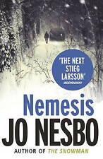NESBO,JO-NEMESIS (RE-ISSUE) BOOK NEW