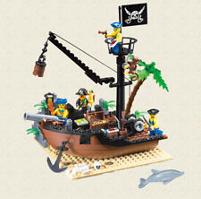 EG Pirates of the Caribbean series Lego Compatible Building Blocks Toy new