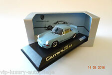 1973 Porsche 911 Carrera RS 2.7 blue blau 1:43 Minichamps WAP Dealer