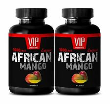 Natural vitamins - AFRICAN MANGO EXTRACT 1000 FAT BURNER - Fat removal 2B