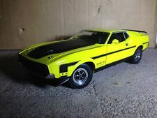 1971 Ford Mustang 351 Boss 1:18 1/18 Scale Diecast Model