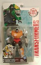 Transformers Robots in Disguise Warrior Class Gold Armor Grimlock Figure