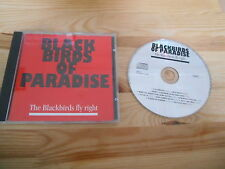 CD Jazz Blackbirds Of Paradise - Backbirds Fly Right (10 Song) PRIVATE PRESS