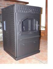 RECONDITIONED-USED  ECONO SAVER MULTI-FUEL STOVE, 40,000 B/Hr, Corn Wood Pellet