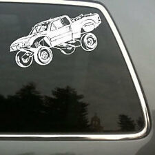 trophy truck la baja 500 ensenada off road vinyl decal