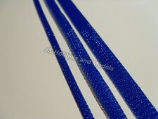 RC Model Plane/Aircraft etc - Wire Mesh Guard Blue 3mm (1mtr)