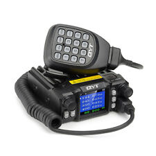 QYT KT-7900D Quad Band Quad-Standby 25W Mini Ham Car Mobile Radio+ Extra Speaker