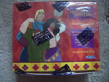 THE HUNCHBACK OF NOTRE DAME 10 Boxes of Trading Cards Disney Skybox