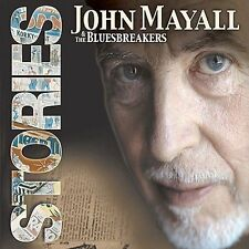 John Mayall & Bluesbreakers, Stories Audio CD