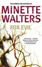 Fox Evil by Minette Walters (Paperback, 2003)