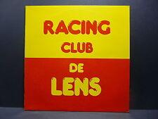 Les supporters du  RACING CLUB DE LENS 10001 FOOTBALL