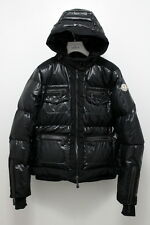 Authentic Moncler SKI BLOUSON Puffa Goose Down Jacket With CERTILOGO Coat Size M