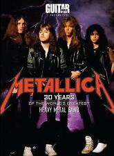 Metallica: 30 Years of the World's Greatest Heavy Metal Band (Guitar World Prese
