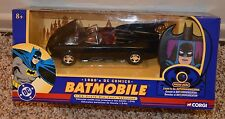 BATMAN 1960s Corgi Diecast 1/24 scale BATMOBILE - 1960's DC Comics MINT in BOX .