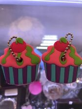 A Pair of Special Cupcake Key Cap-Cute Cupcake Key Cover Cap